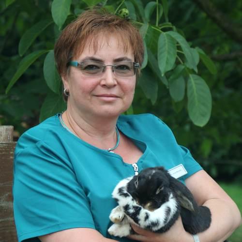 Tierärztin Dr. Anne Mischke